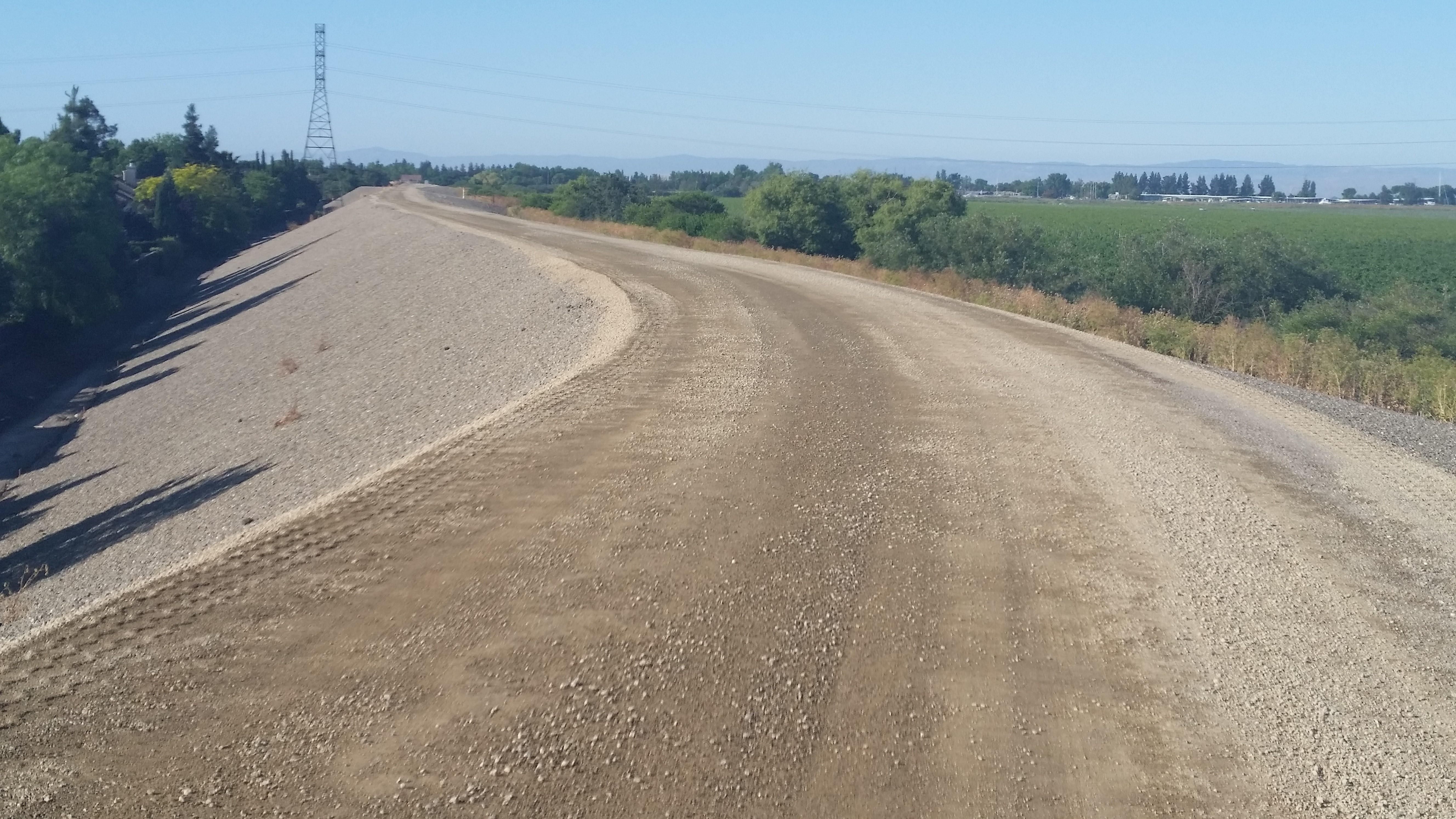 Dutra Group | Delta Division | Wright Elmwood Tract HMP All- Weather Road Project